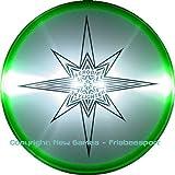 AEROBIE SKYLIGHTER Wurfscheibe 24cm LED Beleuchtung Farbe wählbar 778988182154