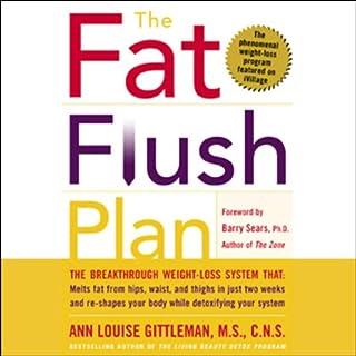 The Fat Flush Plan audiobook cover art