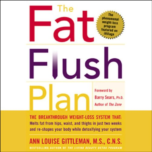 The Fat Flush Plan cover art