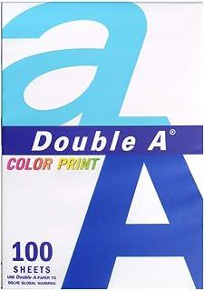 "A4 Size Premium Printer Paper - Great for Printing Color - 24 lb - 8.3\"" x 11.7\"" (100 Sheets, White - 24 lb Color Print)"