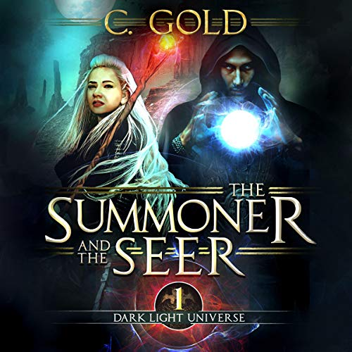 The Summoner and the Seer audiobook cover art