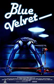 Pop Culture Graphics Blue Velvet Poster Movie F 11x17 Kyle MacLachlan Isabella Rossellini Dennis Hopper Laura Dern