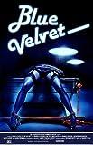 Blue Velvet Plakat des Film Poster Movie Velours blau