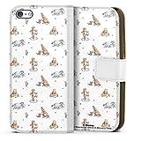 DeinDesign Étui Compatible avec Apple iPhone 5c Étui Folio Étui magnétique Winnie l'ourson...