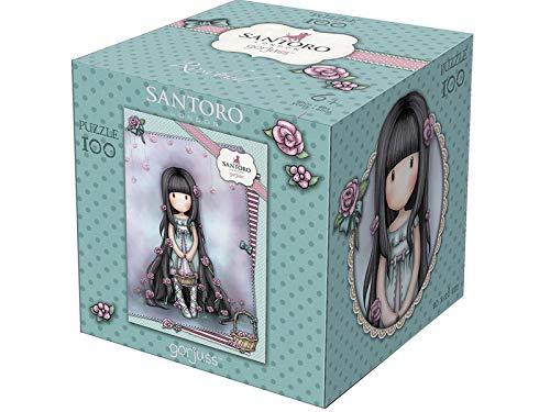 Puzzle 100 Santoro Rosebud