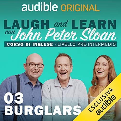 Burglars copertina