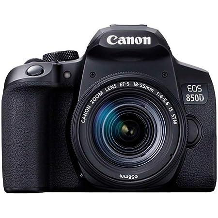 CANON Digital SLR Camera EOS 850D 18-55IS STM