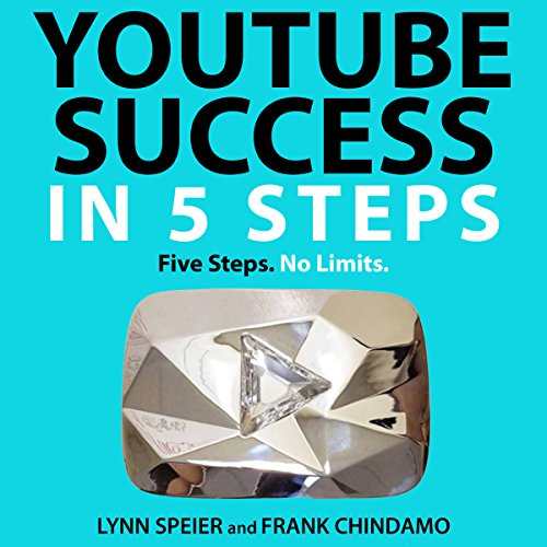 YouTube Success in 5 Steps cover art
