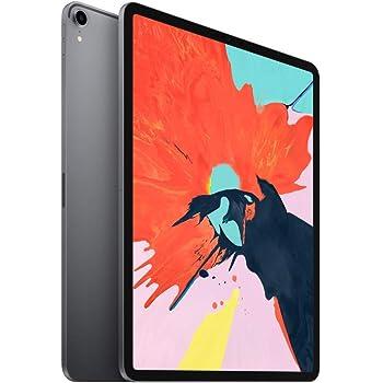 Apple iPad Pro (12.9-inch, Wi-Fi, 512GB) - Space Gray (2018) (Renewed)