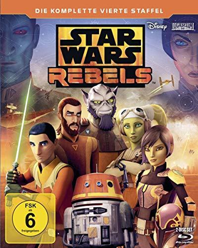 Star Wars Rebels - Die komplette vierte Staffel [Blu-ray]