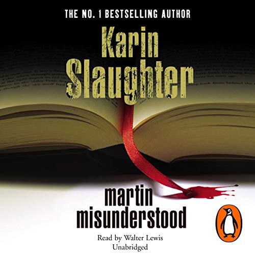 Martin Misunderstood audiobook cover art