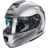 Nexo Klapphelm Motorradhelm Helm Motorrad Mopedhelm Klapphelm Comfort, für Damen und Herren, 1.550...