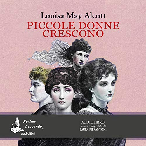 Piccole donne crescono audiobook cover art