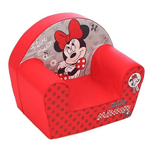 Simba Toys - Poltrona Minnie Mouse Rosso