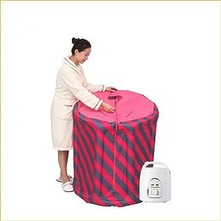 YXLONG Steam Engine Sauna Box Electronically Controlled Steam Generator Air Column Bath Foldable