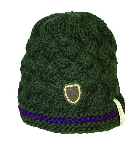 Northland Professional Berretto Uomo Sepp Cappello, Verde (Green), XS/S