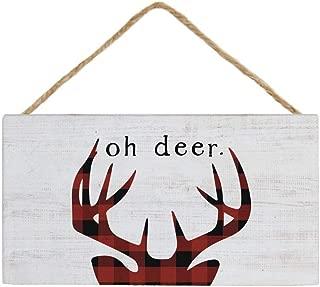 Best oh deer sign Reviews