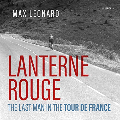 Lanterne Rouge audiobook cover art