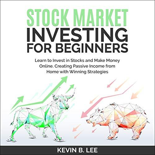 Stock Market Investing for Beginners Titelbild