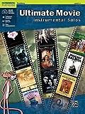 Ultimate movie instrumental solos: trombone (book/cd) +cd: Trombone, Book & Online Audio/Software/PDF (Ultimate Pop Instrumental Solos)