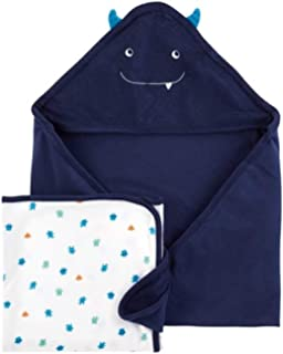 Child of Mine by Carter's Baby Boy 2-Piece Bath Towel Set