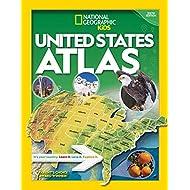 National Geographic Kids U.S. Atlas 2020, 6th Edition