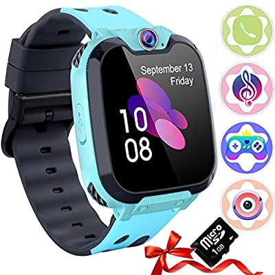 Auburet Kids Smart Watches [SD Card Included ],...