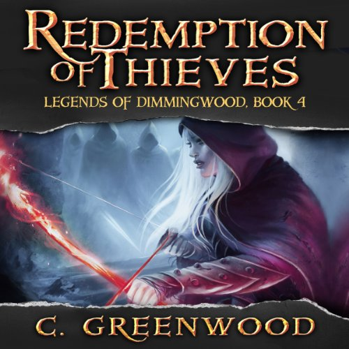 Redemption of Thieves audiobook cover art