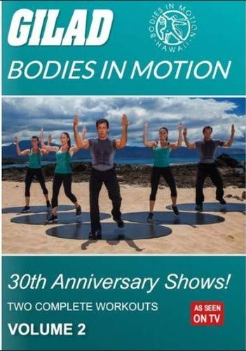 Gilad: Portland Mall Bodies in Motion: 30th 2 Anniversary Vol. : Shows Translated