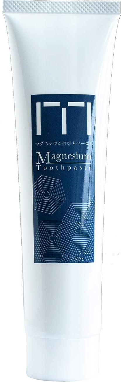 コスチュームバリー圧縮ニューサイエンス ハミガキHMP (マグネシウム歯磨きペースト) 120g