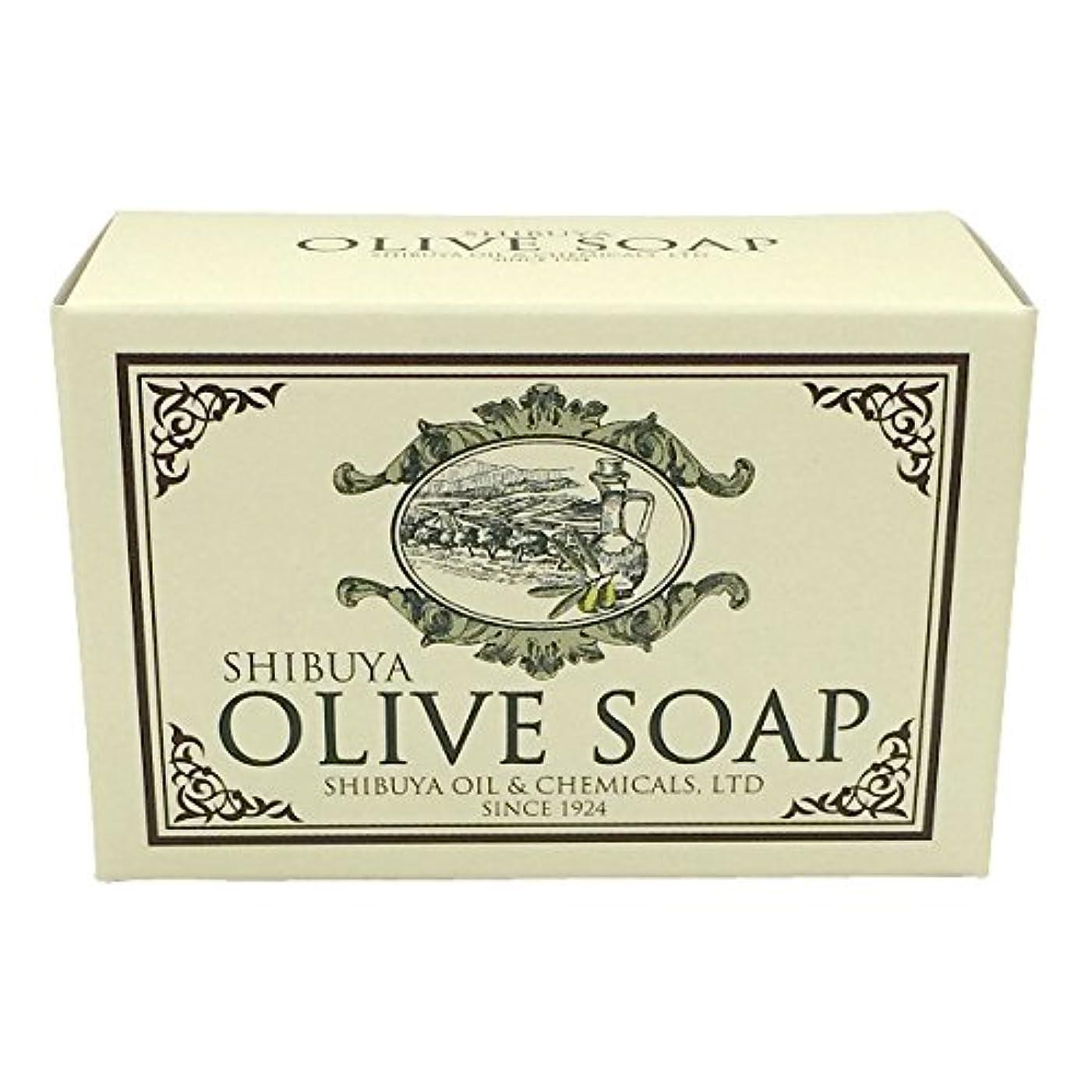 不公平公然と後ろ、背後、背面(部SHIBUYA OLIVE SOAP (100G)