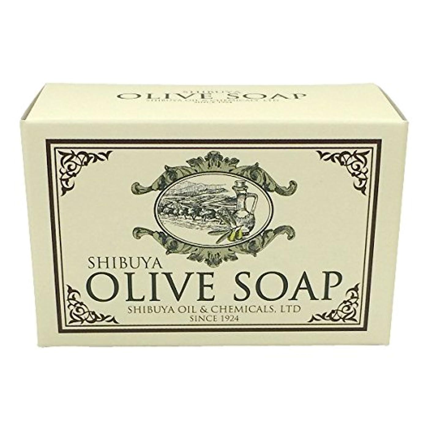 専門用語放課後パースSHIBUYA OLIVE SOAP (100G)