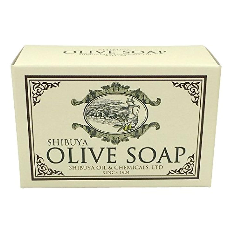 SHIBUYA OLIVE SOAP (100G)