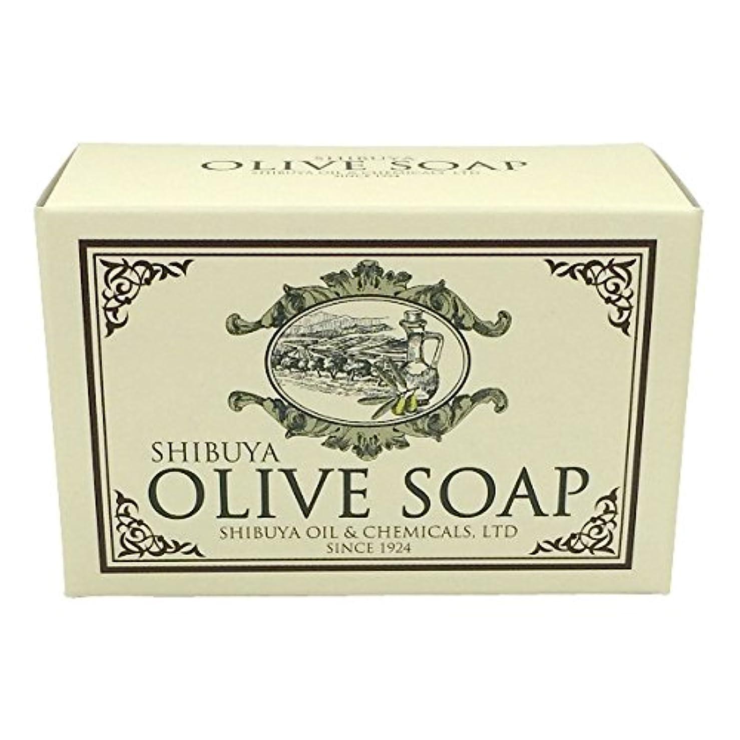 デッドロックラジエーターポットSHIBUYA OLIVE SOAP (100G)