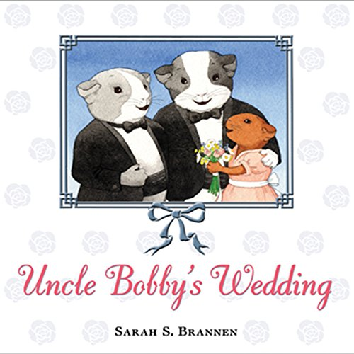 Uncle Bobby's Wedding audiobook cover art