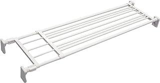 平安伸銅工業 つっぱり棚 超強力ワイド ホワイト 取付幅118~190cm 耐荷重50-20kg RA-12
