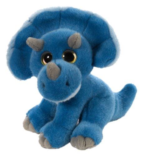 Wild Republic Triceratops Plush, Dinosaur Stuffed Animal, Plush Toy, Gifts For Kids, Wild Watchers 7 Inches