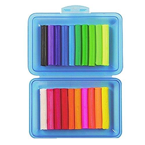 Stylex Knetebox mit 20 Stangen (10, 20 Stangen Box)