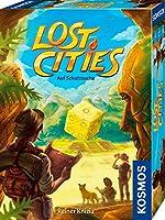 Lost Cities - Auf Schatzsuche: 2 - 4 Spieler