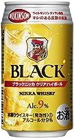 ニッカ ブラックニッカ クリアハイボール 350mlx24本(1ケース)