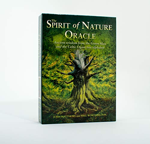 The Spirit of Nature Oracle: Ancient Wisdom from the Green Man and the Celtic Ogam Tree Alphabet
