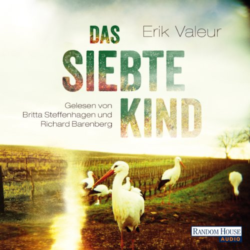 Das siebte Kind audiobook cover art
