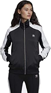 adidas Originals Women Track Jacket Black, DU9879: