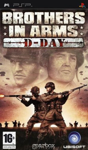 Ubisoft Brothers in Arms: D-Day (PSP) videogioco PlayStation Portatile (PSP)