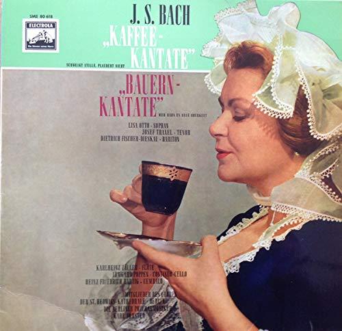Kaffee-Kantate / Bauern-Kantate (Karl Forster) [Vinyl LP] [Vinyl LP]