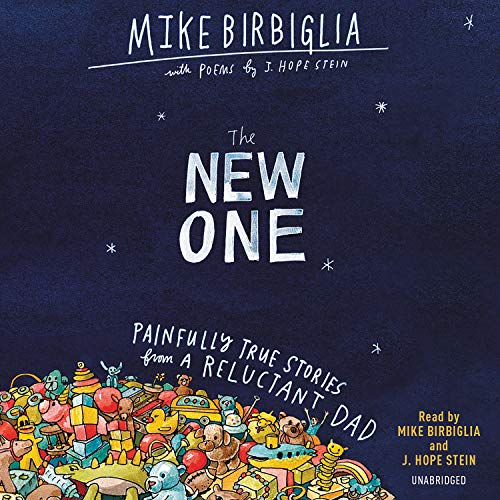 The New One Audiobook By Mike Birbiglia, J. Hope Stein cover art