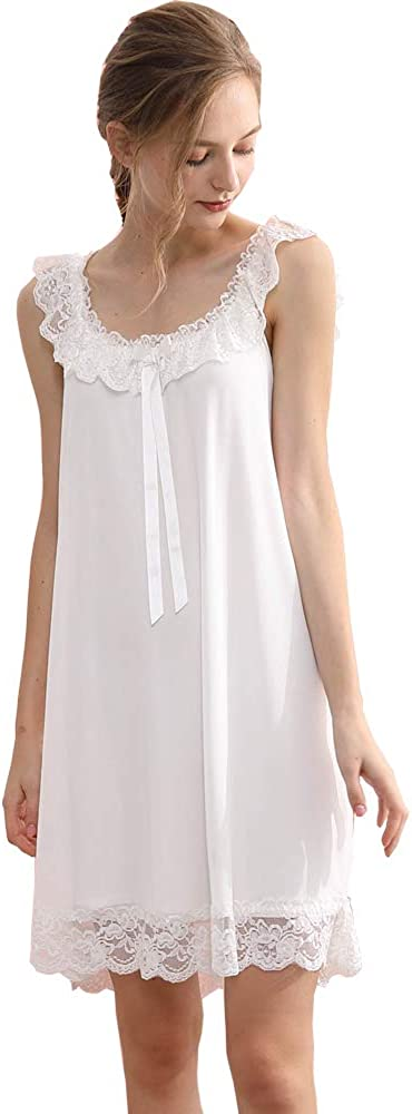 MUCARLAR Sleepwear Womens Cotton Minneapolis Mall Modal S Nightgowns Shirts Store Night