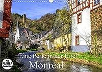 Eine Perle in der Eifel - Monreal (Wandkalender 2022 DIN A3 quer): Monreal gehoert zu den schoensten Orten der Eifel (Geburtstagskalender, 14 Seiten )