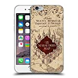 Head Case Designs Officially Licensed Harry Potter The Marauder's Map Prisoner of Azkaban II Soft Gel Case Compatible with Apple iPhone 6 / iPhone 6s