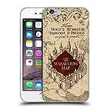Head Case Designs Oficial Harry Potter The Marauder's Map Prisoner of Azkaban II Carcasa de Gel de Silicona Compatible con Apple iPhone 6 / iPhone 6s